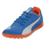 Puma evoSpeed 5.4 TT Junior (Electric Blue Lemonade)