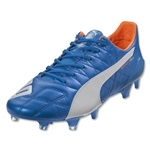 Puma evoSpeed SL LTH FG (Electric Blue Lemonade)
