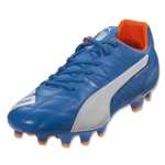 Puma evoSpeed 3.4 LTH FG (Electric Blue Lemonade)