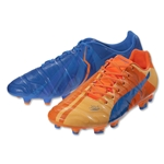Puma evoPower 1.2 H2H FG (Orange Clownfish/Electric Blue Lemonade)
