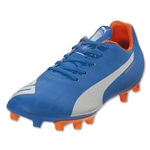 Puma evoSpeed 5.4 FG Junior (Electric Blue Lemonade)