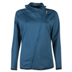 PUMA Women's PWR Warm Jacket (Teal)