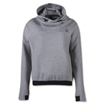 PUMA Women's Tech Hoody (Gray)