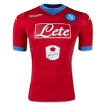 Napoli 15/16 Authentic Third Soccer Jersey