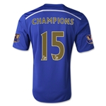 Chelsea 14/15 EPL Champions Home Soccer Jersey