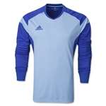 adidas Precio 14 Long Sleeve Goalkeeper Jersey (Sky Blue)
