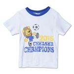 Chelsea 14/15 EPL Champions Baby Champions T-Shirt