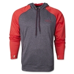 adidas Ultimate Fleece Pullover Hoody (Dark Gray)