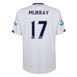 Crystal Palace 15/16 MURRAY Away Soccer Jersey