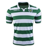 Sporting Clube de Portugal 15/16 Home Soccer Jersey