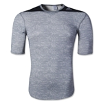 adidas Base TechFit T-Shirt (Gray)