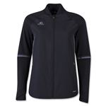 adidas Women's Condivo 16 Training Jacket (Black)