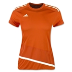 adidas Women's Regista 16 Jersey (Orange)