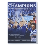 Chelsea FC Season Review 14/15 DVD