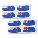 New Zealand Flag Eyeblacks 4 Pair