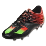 adidas Messi 15.2 FG/AG (Black/Solar Green/Solar Red)
