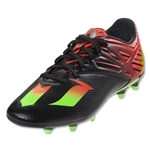 adidas Messi 15.3 FG/AG (Black/Solar Green/Solar Red)