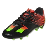 adidas Messi 15.3 FG/AG Junior (Black/Solar Green/Solar Red)