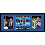 Chelsea 14/15 EPL Champions 30x12 Panoramic