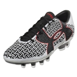 Under Armour CF Force 2.0 FG (White/Risk Red/Black)