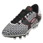 Under Armour Clutchfit Force 2.0 FG Junior (White/Risk Red/Black)