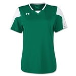 Under Armour Women's Maquina Jersey (Dark Green)