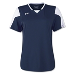Under Armour Women's Maquina Jersey (Navy)