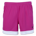 Under Armour Women's Maquina Short (Pink)