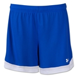 Under Armour Women's Maquina Short (Royal Blue)