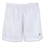 Under Armour Women's Maquina Short (White)