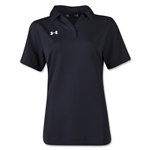 Under Armour Women's Performance Polo (Black)