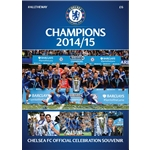 Chelsea FC Premier League Winners Magazine