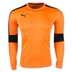 PUMA Triumphant Goalkeeper Jersey (Neon Orange)