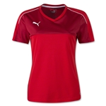 PUMA Women's Accuracy Shirt (Red)