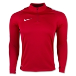 Nike US Squad 16 Drill Top (Red)
