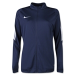 Nike US Women's Squad 16 Knit Track Jacket (Navy)