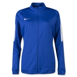 Nike US Women's Squad 16 Knit Track Jacket (Royal Blue)