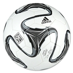 adidas 2014 MLS Competition NFHS Ball (White/Black/Night Shade)