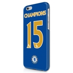 Chelsea EPL Champions 14/15 iPhone 6 Hard Case