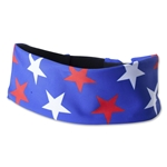 Red, White and Blue Stars Headband