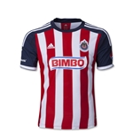 Chivas 13/14 Youth Home Soccer Jersey