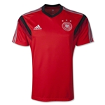 Germany 2014 Training Jersey (Red)
