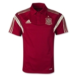 Spain 2014 Training Polo
