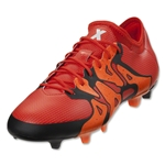 adidas X 15.1 FG/AG (Bold Orange/White)