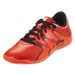 adidas X 15.4 IN Junior (Bold Orange/White)