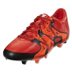 adidas X 15.3 FG/AG (Bold Orange/White)
