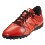 adidas X 15.4 TF Junior (Bold Orange/White)