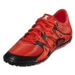 adidas X 15.3 TF Junior (Bold Orange/White)