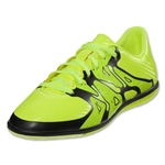 adidas X 15.1 IN Junior (Solar Yellow/Black)