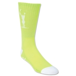 Carlsons Lacrosse Socks (Lime)